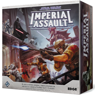 Portada Imperial Assault