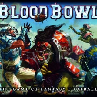 Portada Blood Bowl