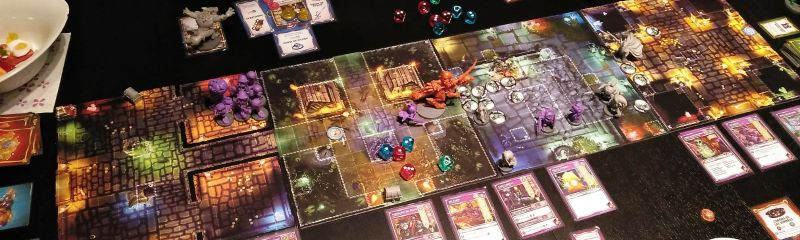 Partida a Super Dungeon Explore